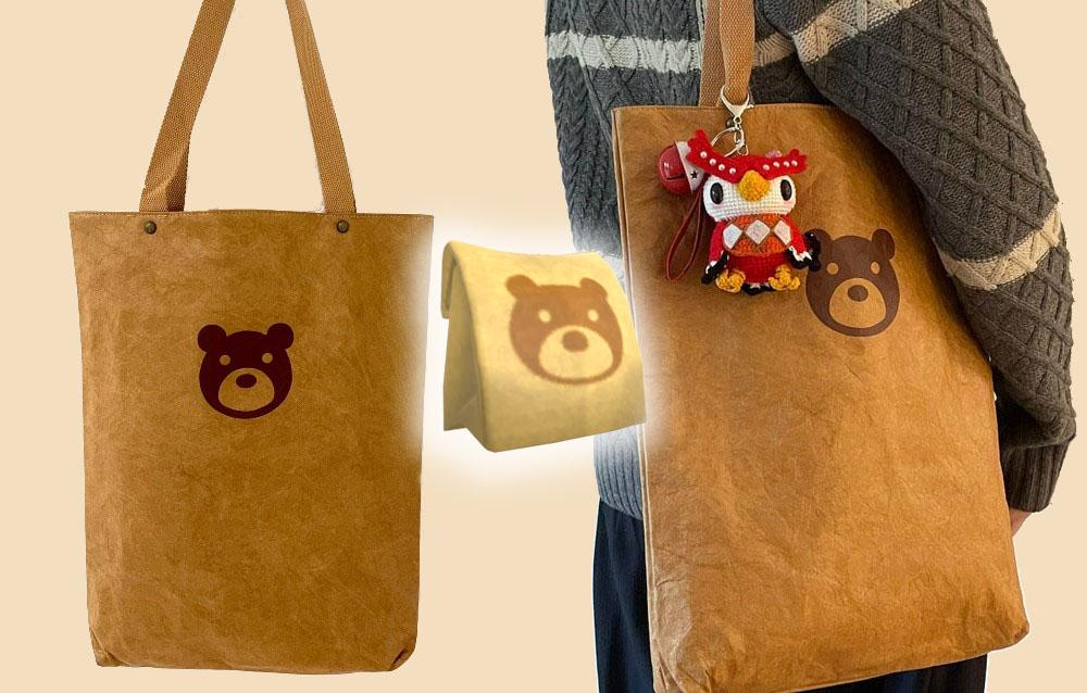 Un fan ha realizzato una borsa con l'orsetto di Animal Crossing: New Horizons!