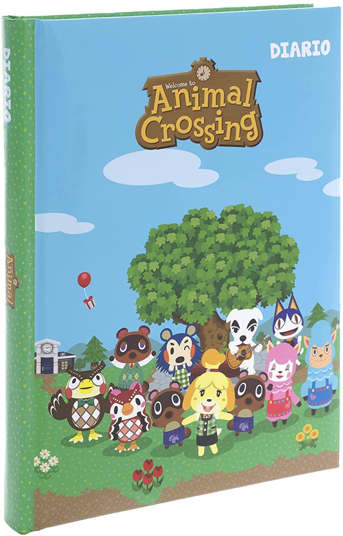 Diario scolastico Animal Crossing: New Horizons - Personaggi