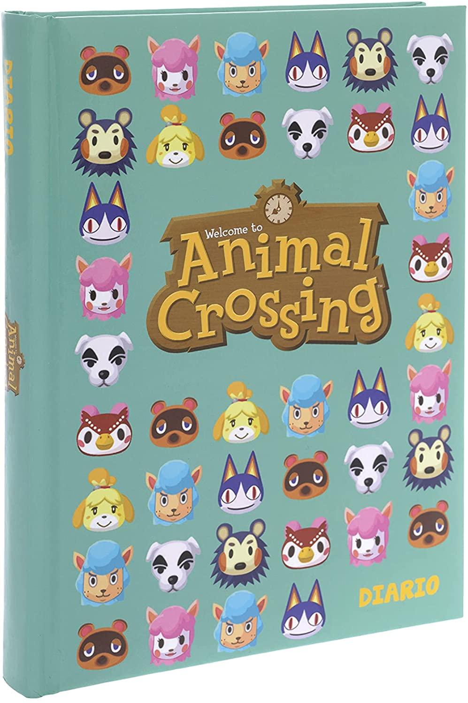 Diario scolastico Animal Crossing: New Horizons - Pattern