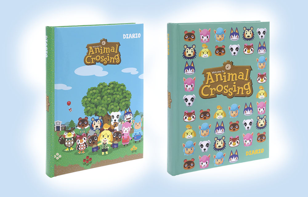Animal Crossing: New Horizons, è disponibile all'acquisto il nuovo diario scolastico a tema!