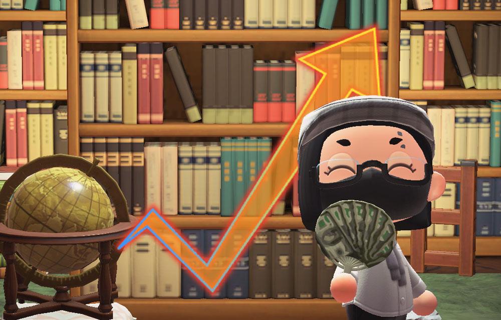 Animal Crossing: New Horizons guadagna quasi due milioni di dollari al giorno!