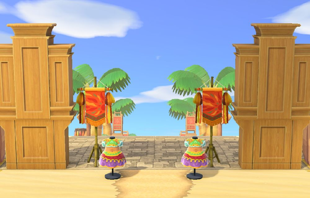 Animal Crossing: New Horizons, scopriamo insieme Gerudo, l'isola ispirata a The Legend of Zelda: Breath of the Wild!