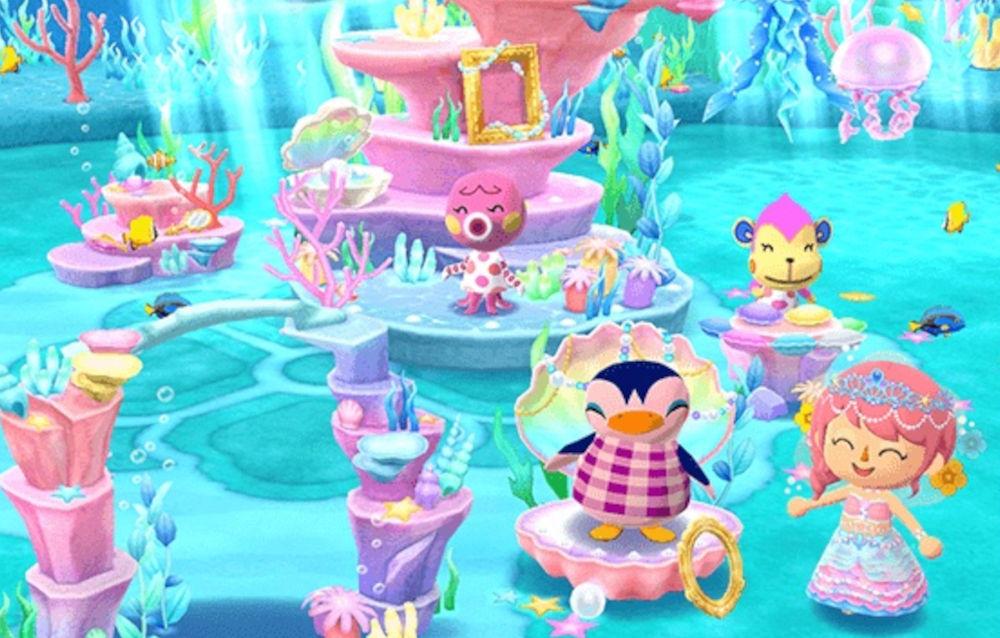 Animal Crossing: Pocket Camp, il biscotto sirene di Marina è disponibile!