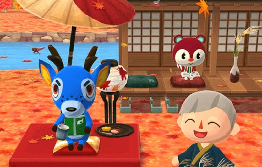 Animal Crossing: Pocket Camp, è iniziato l'evento stagionale Tavolozza autunnale!