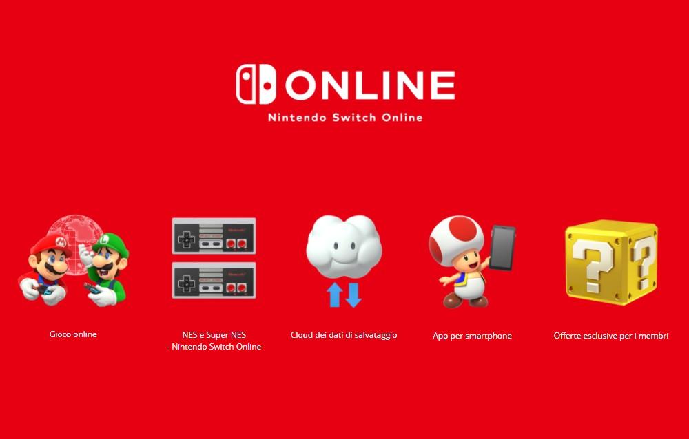 Come attivare Nintendo Switch Online e usufruire della prova gratuita