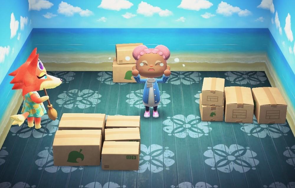 Come impedire agli abitanti di trasferirsi su altre isole in Animal Crossing: New Horizons