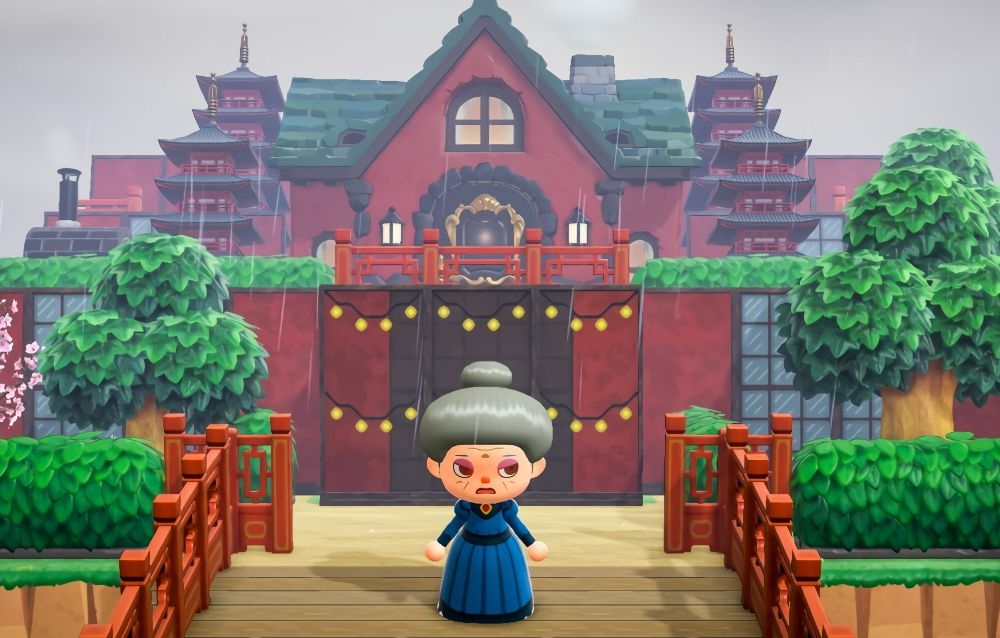 Animal Crossing: New Horizons, un fan ha ricreato delle scene tratte da La Città Incantata!