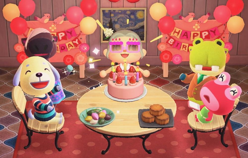 Animal Crossing: New Horizons, ecco tutti i festeggiati di questa settimana (13/09 – 19/09)!
