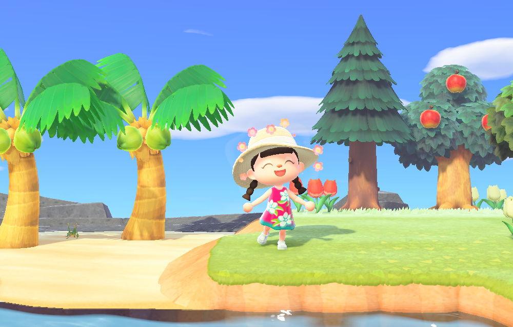 Tutti gli alberi presenti in Animal Crossing: New Horizons