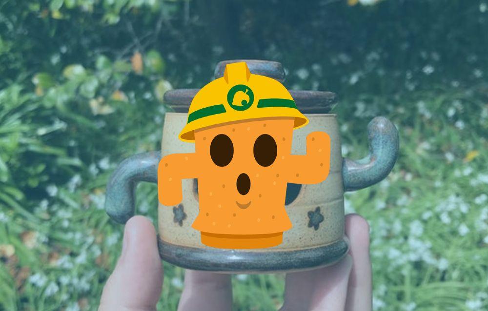 Un fan ha creato delle piccole lanterne ispirandosi a Gironio di Animal Crossing: New Horizons!