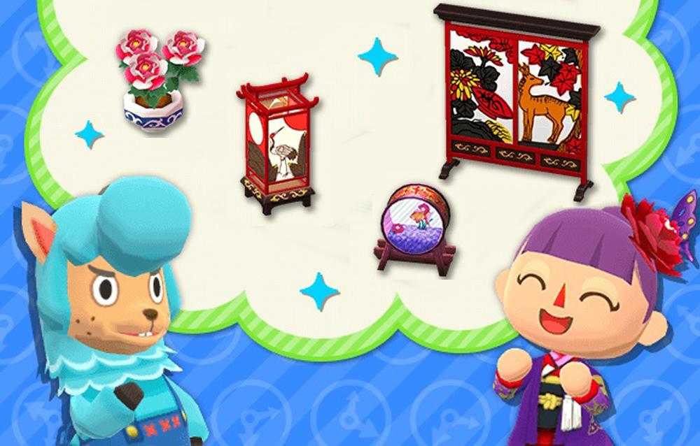 Animal Crossing: Pocket Camp, due serie dal passato sono tornate disponibili!