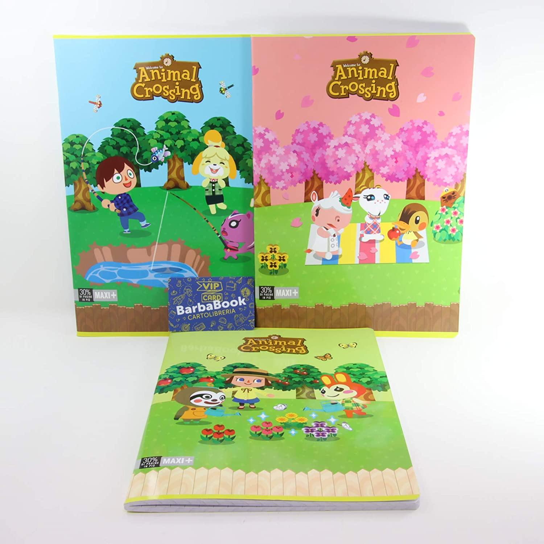 Quaderni Animal Crossing: New Horizons