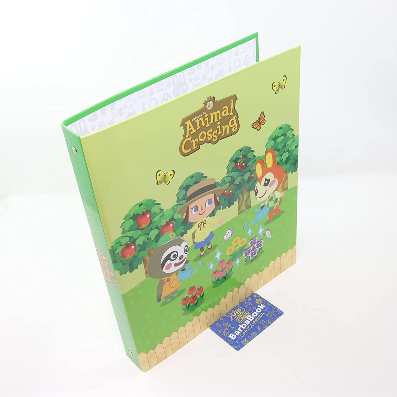 Raccoglitore ad anelli Animal Crossing: New Horizons