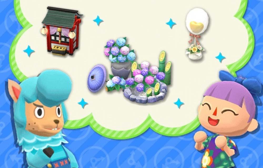 Animal Crossing: Pocket Camp, la riedizione Eventi Stagionali 1 è ora disponibile!