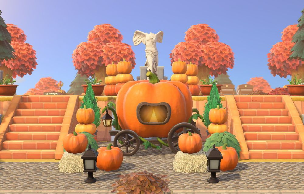 Animal Crossing: New Horizons, scopriamo insieme Avonlea, l'isola di Halloween!