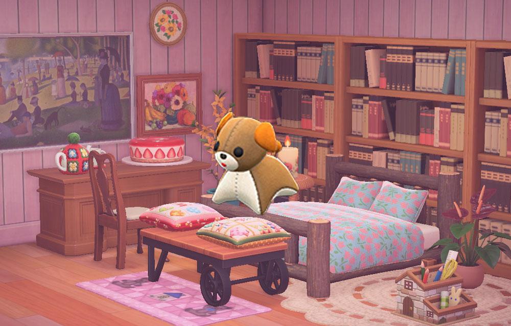 Animal Crossing: New Horizons, un fan ha realizzato delle toppe per vestiti con gli oggetti della mamma!