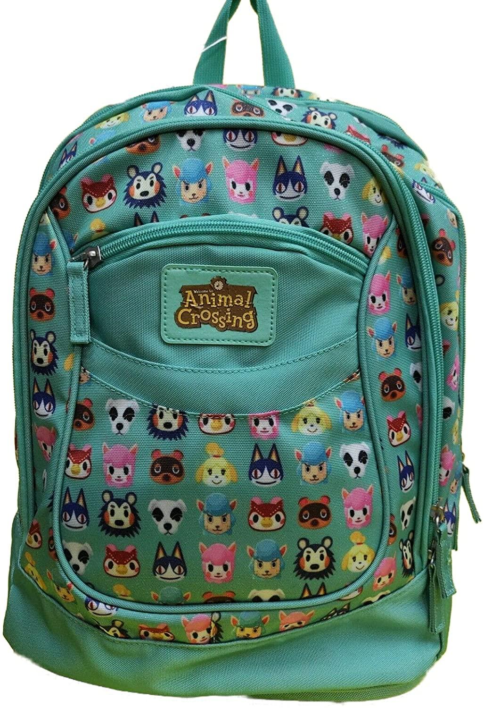 Zaino da scuola Animal Crossing: New Horizons
