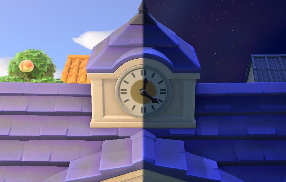 Tutto ciò che bisogna sapere sugli orari della vita sull'isola in Animal Crossing: New Horizons