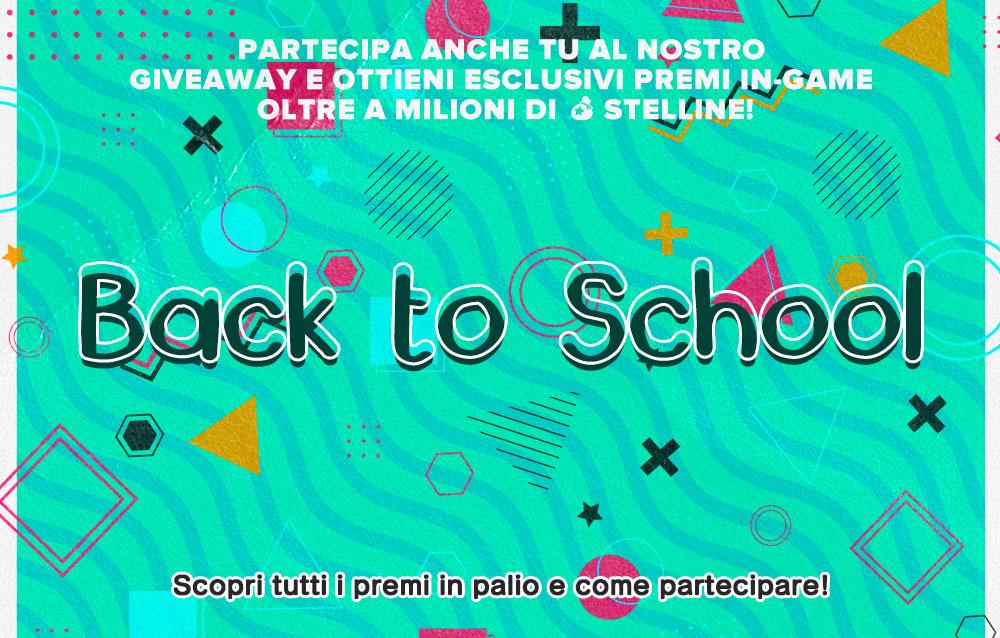 """Partecipa al nostro Giveaway """"Back to school"""" per vincere esclusivi oggetti in-game e milioni di stelline su Animal Crossing: New Horizons!"""