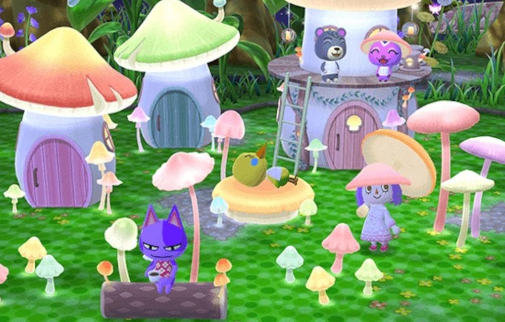 Animal Crossing: Pocket Camp, il biscotto sottobosco di Olivia è disponibile!