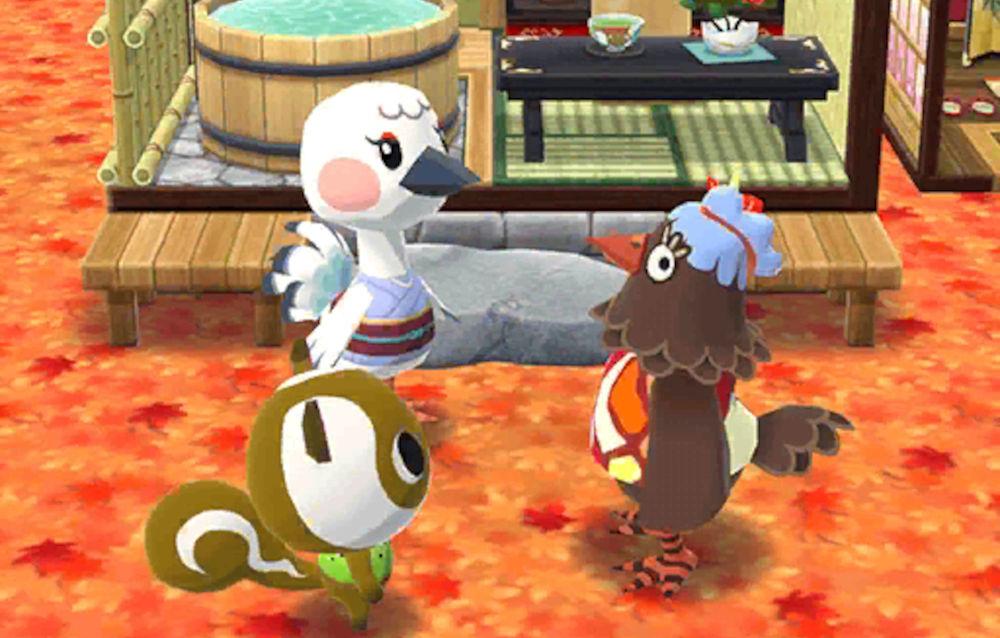 Animal Crossing: Pocket Camp, ecco i bonus del giorno previsti dal 16/09 al 23/09!