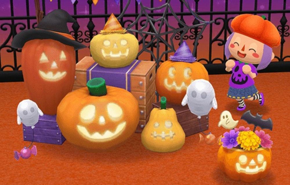 Animal Crossing: Pocket Camp, è iniziato l'evento stagionale Avventure di Halloween!
