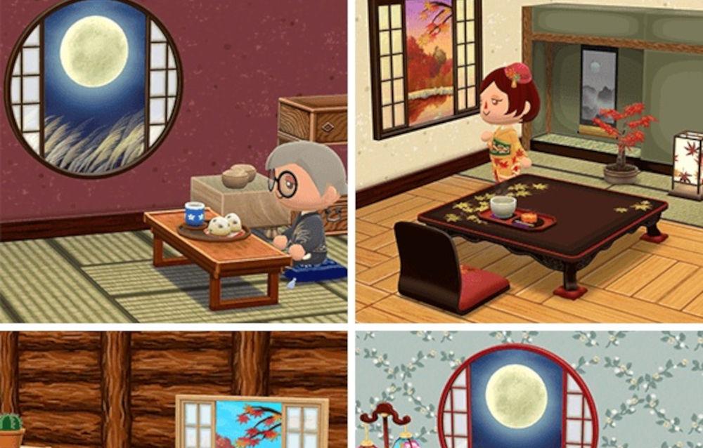 Animal Crossing: Pocket Camp, è arrivata la collezione Finestre sull'autunno!