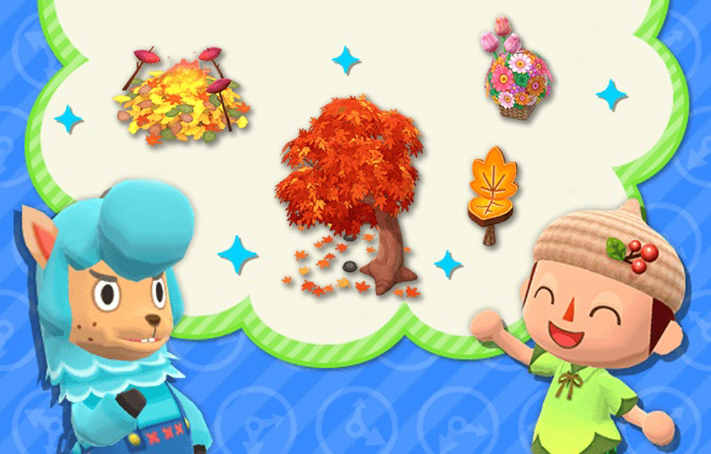 Animal Crossing: Pocket Camp, alcuni oggetti di eventi passati sono tornati disponibili!