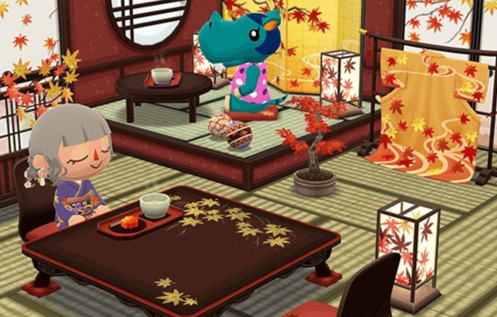 Animal Crossing: Pocket Camp, è iniziato il torneo di pesca Autunno orientale!