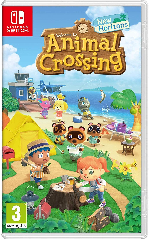 Animal Crossing: New Horizons - versione fisica