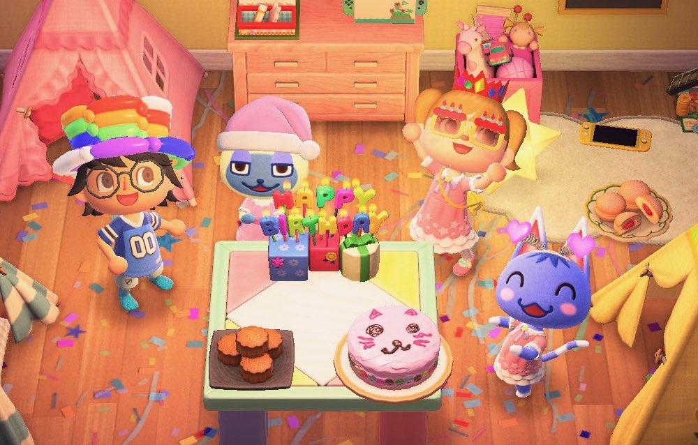Animal Crossing: New Horizons, ecco tutti i festeggiati di questa settimana (11/10 – 17/10)!