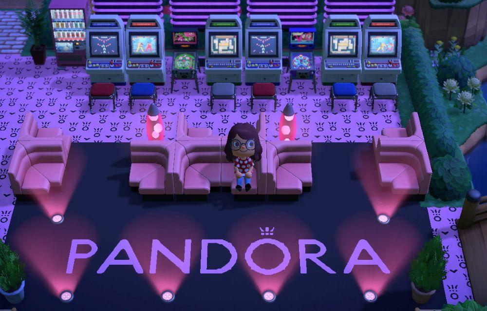 Il brand di gioielli Pandora apre le porte della sua isola su Animal Crossing: New Horizons!