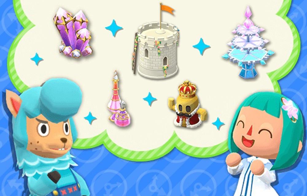Animal Crossing: Pocket Camp, cinque serie dal passato sono tornate disponibili!