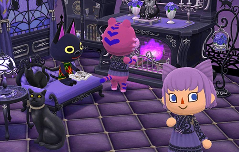 Animal Crossing: Pocket Camp, il biscotto felino di Kiki è di nuovo disponibile!