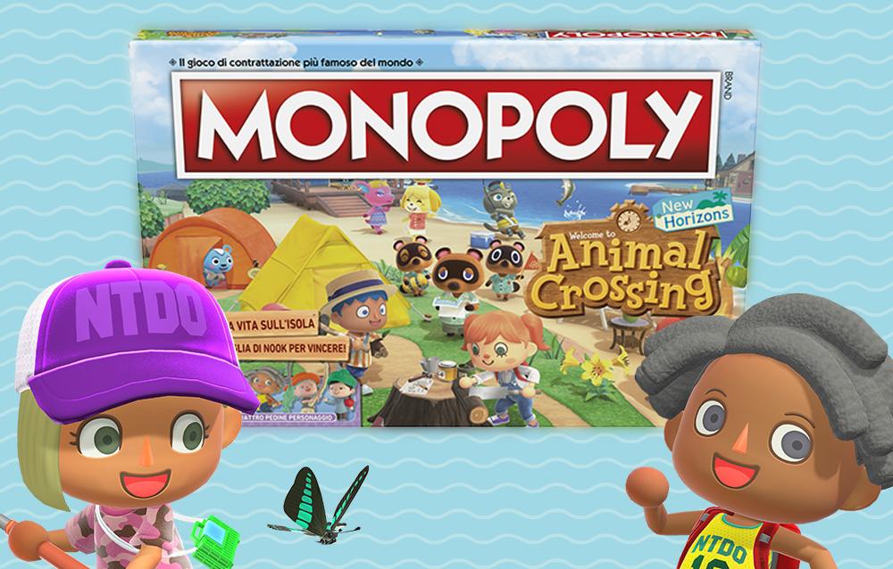 Monopoly edizione Animal Crossing: New Horizons, abbiamo ricevuto in anteprima la versione inglese del gioco, ecco il nostro unboxing!